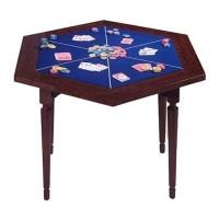 Ломберный стол 6-ти гранный (080-20)