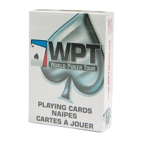 Карты BEE World Poker Tour White