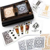 Пластиковые карты Kem Arrow Black/Gold