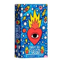 """Карты Fournier """"TAROT DEL FUEGO Ricardo Cavolo"""""""