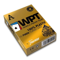 "Пластиковые карты Fournier ""World Poker Tour"" (WPT) GOLD"