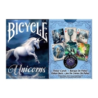 Карты Bicycle Anne Stokes Unicorns