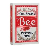 Карты BEE с пчелой Red
