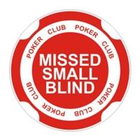 Баттон «Missed small blind»